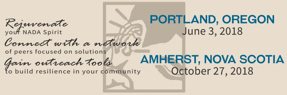 NADA in Your Community: Amherst, NS